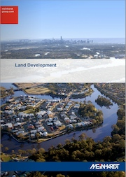 Meinhardt Australia Land Development Brochure