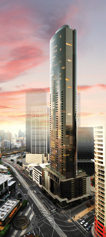 Prima Pearl Tower Meinhardt Transforming Cities