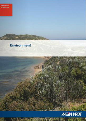 Meinhardt Environment Brochure