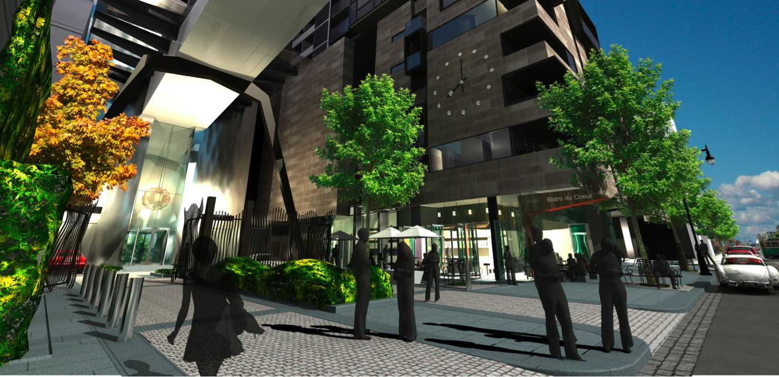 South yarra 661 chapel street 29l 94m residential for Residential landscape architects melbourne
