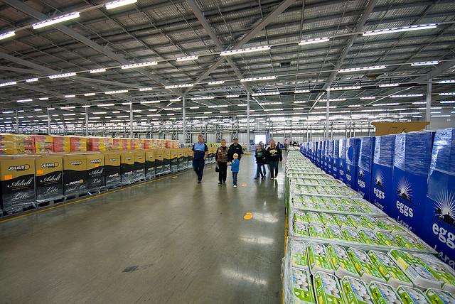Aldi Distribution Centres Meinhardt Transforming