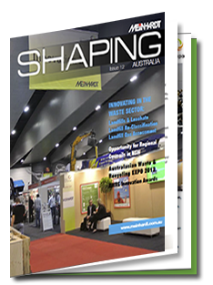 Read the Shaping Australia Environmental edition