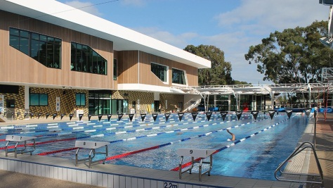 Hawthorn Aquatic Centre