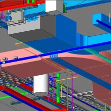 BIM designed in Revit 2013