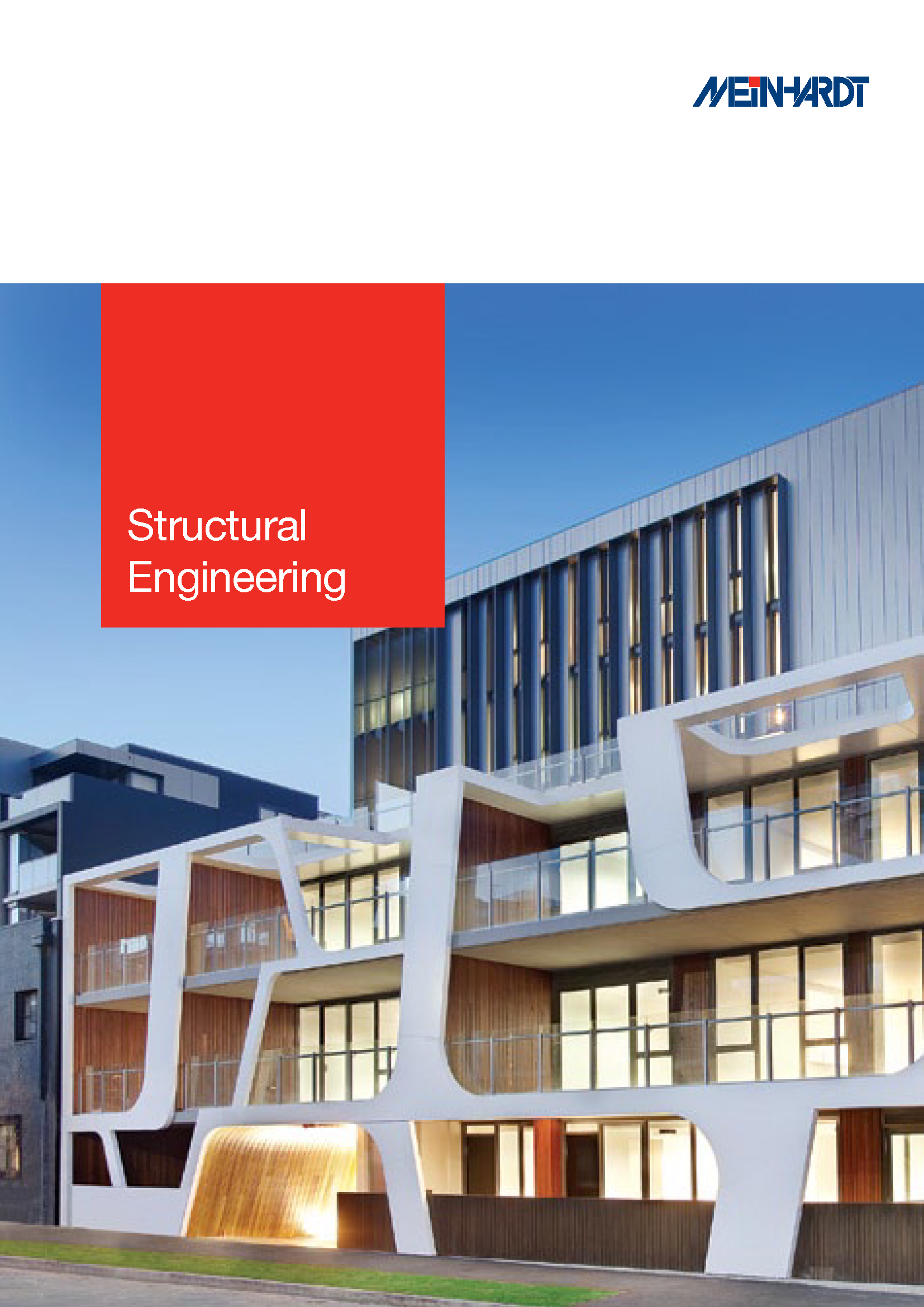 Structural Engineering Magazine : Publications meinhardt transforming cities shaping