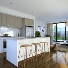 Type AR Livingroom