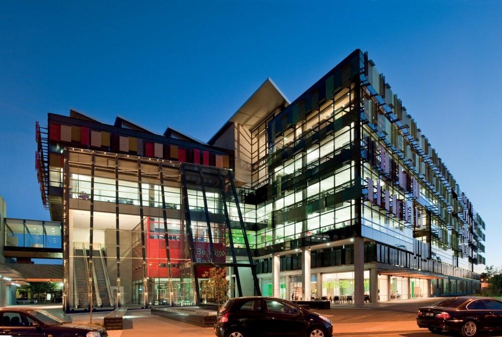 Bendigo Bank Head Office Meinhardt Transforming Cities