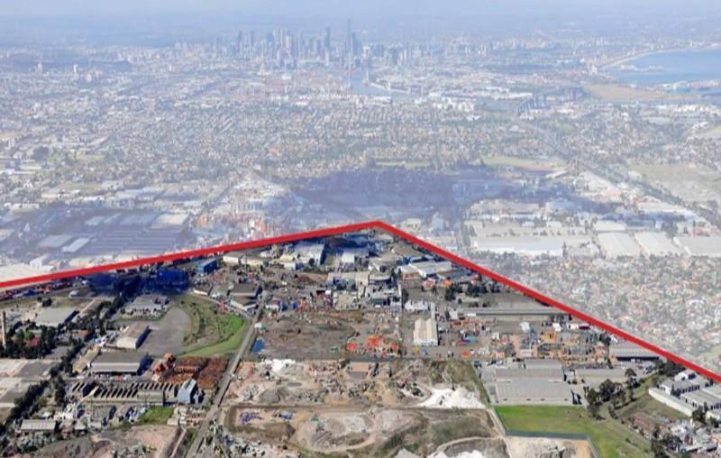 Brooklyn Industrial Precinct Planning Meinhardt