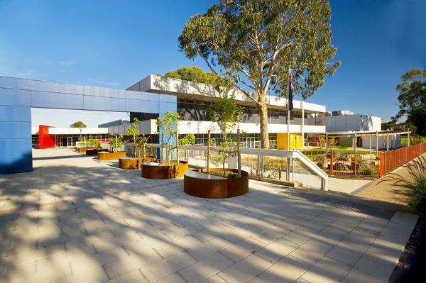 Wallara School adelaide refurbishment engineering structural Meinhardt