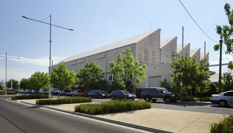 Essendon Fields Urban Regeneration Civil Engineering Meinhardt