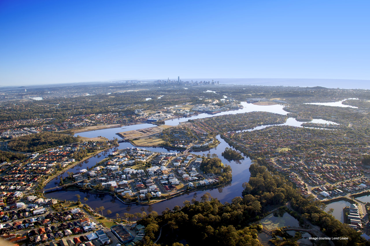 Varsity Lakes Development Lend Lease