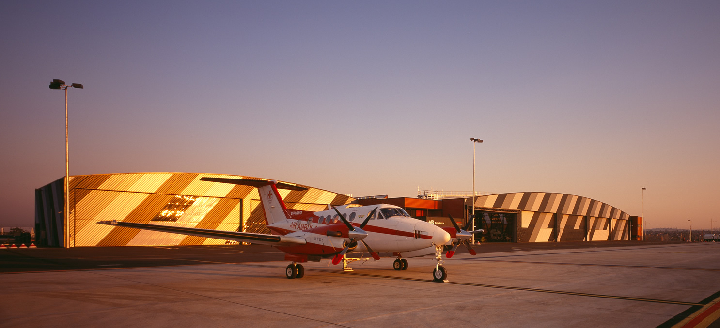 Essendon Airport rotary and fixed wing facility