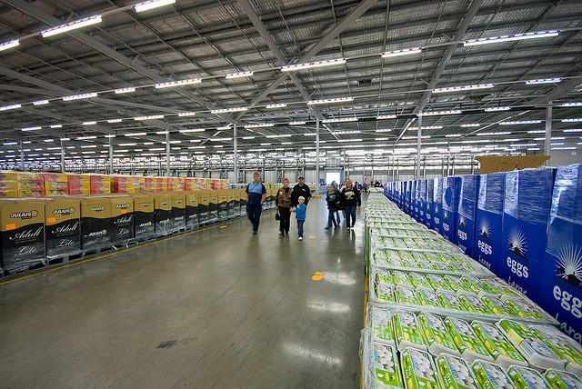 Aldi Distribution Centres Meinhardt Transforming